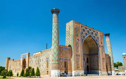 Targi międzynarodowe w Uzbekistanie znów na żywo