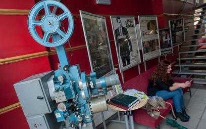 GUS o dużym ekranie: małe kina znowu w defensywie