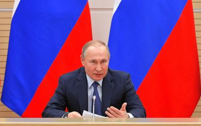 Putin dziękuje USA za pomoc w powstrzymaniu ataku terrorystycznego w Rosji