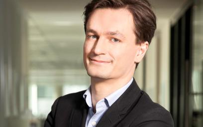 Maciej Markowski, partner, Cushman & Wakefield