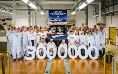 3 miliony aut z poznańskich zakładów Volkswagena