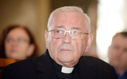 Bp Tadeusz Pieronek: Udział w wyborach to obowiązek moralny