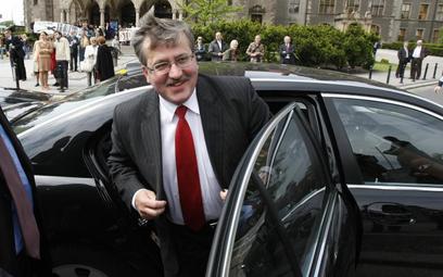 Sztab kandydata PO: za wyjazdy marszałka płacimy sami