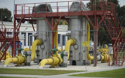 Gaz-System rozdzielił moce w gazociągu polsko-niemieckim