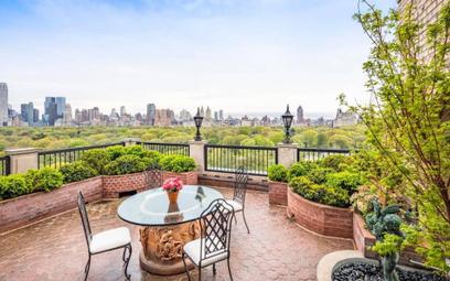 Najdroższy penthouse w Nowym Jorku na sprzedaż. Widok z okien na Central Park