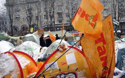 Kanał 5 naraził się m.in. relacjami z pomarańczowej rewolucji
