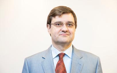 """Marcin Popkiewicz, ekspert ds. klimatu, fizyk, analityk i autor bestsellerów """"Ziemia na rozdrożu"""" i"""