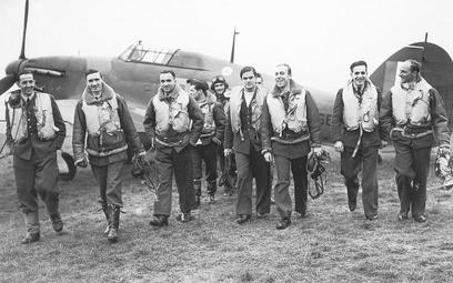 Szukają szczątków polskich pilotów RAF