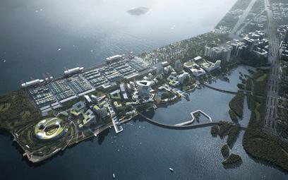 Powstaje inteligentne miasto przyszłości. Bez samochodów