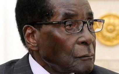 Prezydent Zimbabwe Robert Mugabe: Umarłem i zmartwychwstałem