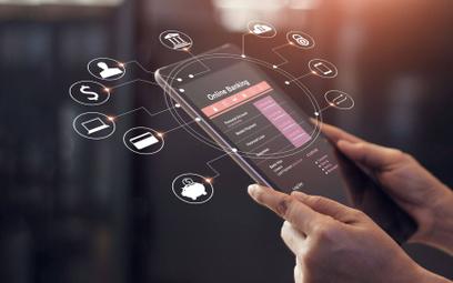 Aplikacja bankowa działa tylko po Wi-Fi. Skąd problemy