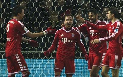 Siedem goli Bayernu Monachium. Bramka Sobiecha