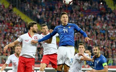 Polska-Włochy: Italia wygrywa w ostatniej minucie