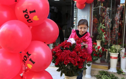 """W Iranie zakazują obchodzenia """"dekadenckich"""" Walentynek"""