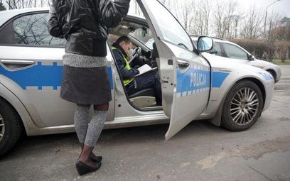 Patrol drogówki nie ma dostępu do informacji, ile punktów karnych uzbierał kierowca
