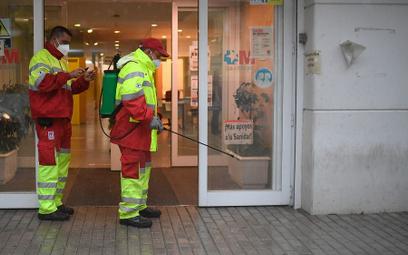 Epidemia: Władze Madrytu wprowadzają częściową blokadę
