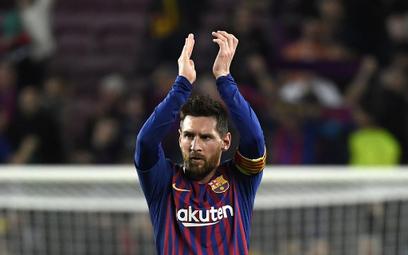 Liga Mistrzów: Messi prowadzi Barcelonę do finału