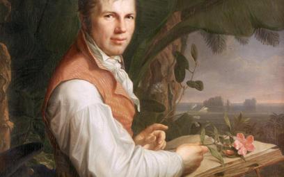 """Alexander von Humboldt – """"Szekspir nauki"""", """"największy człowiek od czasów potopu"""", """"jeden z cudów św"""