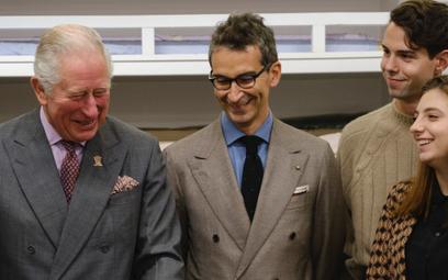 Książę Karol na rynku mody. To jego pierwsza kolekcja