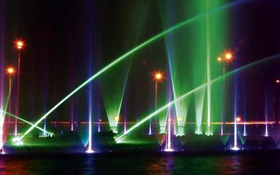 Budowa parku fontann kosztowała 11 mln zł. fot. d. senkowski