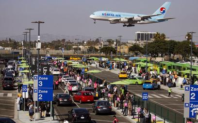 Koreańska stewardessa z koronawirusem pracowała na linii do Los Angeles