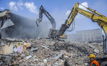 Nowela ustawy o ochronie zabytków: wysokie kary za zburzenie zabytku
