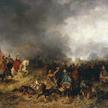 Pierwsza bitwa pod Chocimiem rozgrywała się między 2 września a 9 października 1621 r. Obraz olejny