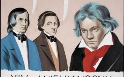 Symfoniczny Beethoven i Chopin w klimacie fado