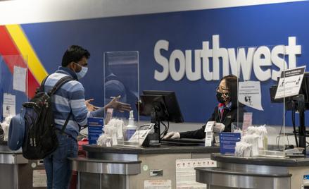 Linie Southwest Airlines płacą za szczepienia