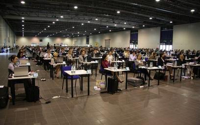 Ministerstwo o egzaminach adwokacko-radcowskich