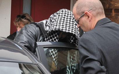 Aresztowanie muzułmanina
