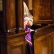 Ksiądz w konfesjonale