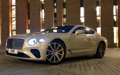 Bentley Continental GT: Doskonałość swojego gatunku