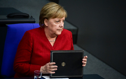 Merkel: Niemcy kontynuują ewakuację. Potrzebujemy USA