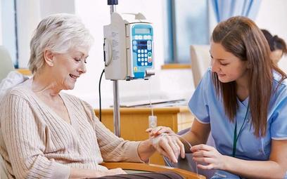 Początki chemioterapii datuje się na 1910 r., gdy do aptek trafił pierwszy syntetyczny lek antybakte
