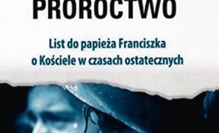 """Antonio Socci, """"Ostatnie proroctwo"""", tłum. ks. Robert Skrzypczak, Wydawnictwo Aromat Słowa, Kraków 2"""