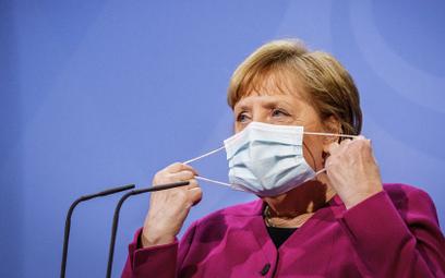 Koronawirus. Merkel wzywa do zaostrzania restrykcji