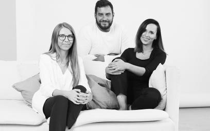 Anna Nowak-Krzywańska, Marcin Pryjma i Katarzyna Heider-Pryjma: odpowiedzialni za markę Bombshe