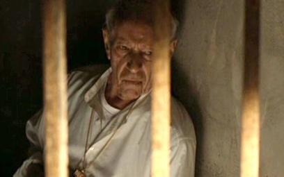 """Curt Lowens w filmie """"Anioły i demony"""" Rona Howarda z 2009 roku. Zagrał tam kardynała Ebnera."""