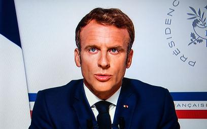 Macron zapowiada walkę z nielegalną migracją z Afganistanu