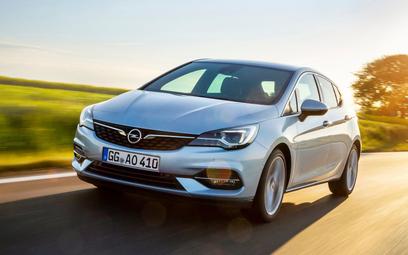 Opel Astra: Nowe silniki i zmiany kosmetyczne