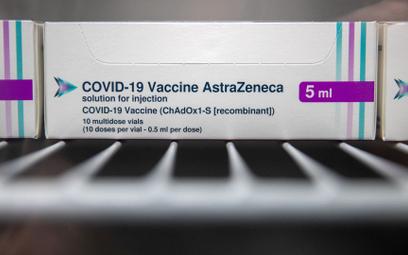 Kolejne kraje zawieszają szczepienia partią AstraZeneki