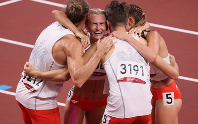 Igrzyska olimpijskie - relacja z 1 sierpnia