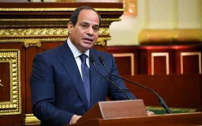 Egipt – prezydent Sisi zaprzysiężony na drugą kadencję