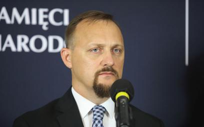 Dr Rafał Leśkiewicz jest zastępcą dyrektora Biura Badań Historycznych Instytutu Pamięci Narodowej.