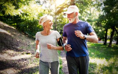 Aktywność fizyczna dla seniora — na zdrowie!