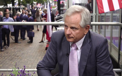 Krzysztof Kalicki, prezes Deutsche Bank Polska.