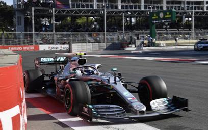 Valtteri Bottas odniósł drugie w sezonie, a piąte w karierze zwycięstwo w F1