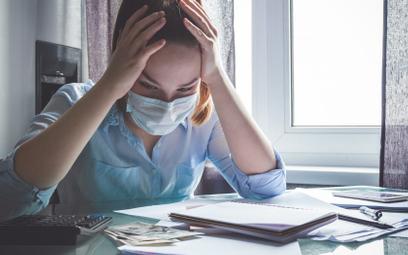 Specustawa przewiduje postojowe dla przedsiębiorców, którym w związku z pandemią spadły obroty