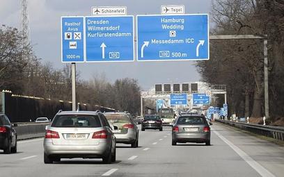 Niemieckie autostrady będą płatne